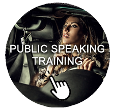 Public speaking training