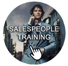 Salespeople training